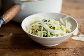 courgette cuisine easy courgette pasta recipe great chefs