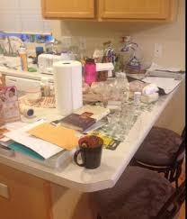 Clutter Blindness How To Declutter Kitchen Counters U0026 Make It A Habit