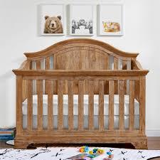 baby cribs cherry oak crib grey convertible crib rustic baby