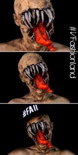 fx prosthetics for halloween 56 best fx prosthetic makeup images on pinterest follow me