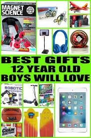 12 year boy ideas