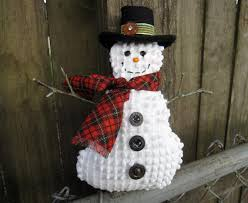 snowman decorating ideas for glitter n spice