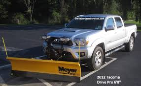 for toyota smith brothers services toyota tacoma meyer drive pro 6 8 plow