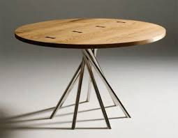 Modern Round Kitchen Table Alluring Modern Round Kitchen Table - Kitchen table round