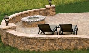 Ep Henry Fire Pit ep henry double sided tudor wall is a five piece wall system with