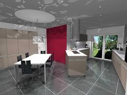 interieur cuisine moderne design dintarieur de maison moderne 2017 avec interieur cuisine