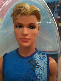 plastic hair my kite ken doll shopping