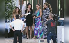pics u0027rhonj u0027 spotted filming in florida u2014 who u0027s in season 8