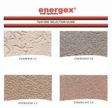 energex stucco system finish coat chargar