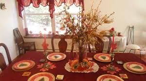 thanksgiving day decorations for the home
