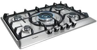 Bosch Cooktops Bosch Pcq715b90a 70cm Serie 6 Natural Gas Cooktop Appliances Online