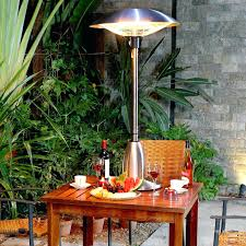 patio heater propane garden sun tabletop patio heater reviews az table top propane