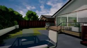 modern bungalow virtual reality for architecture youtube