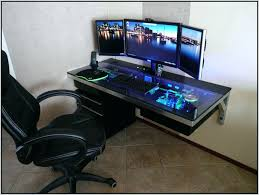 Best Desk For Gaming Best Gaming Computer Desk Gaming Computer Desk Ideas Clicktoadd Me