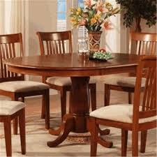 Pedestal Dining Table With Butterfly Leaf Extension East West Pt Sbr T Portland Single Pedestal Oval Dining Table With
