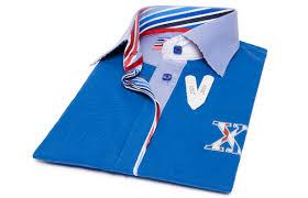 light blue striped polo dress women blue short sleeves polo shirt striped lining light blue collar
