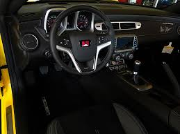 camaro interior 2014 2014 chevrolet camaro saleen 620 supercharged black label