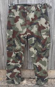 Army Uniform Flag Patch Irish Army Dpm Camouflage Trousers Gbf Militaria
