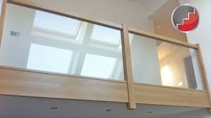 Glass Banisters For Stairs Glass Staircase Panels L Groove Recessed Handrails Toughened Glass