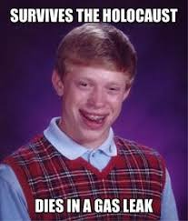 True Life Meme Generator - haha like a good neighbor state farm is there bad luck brian