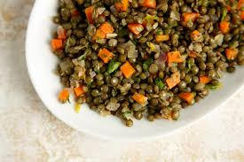 lentil salad recipe chowhound
