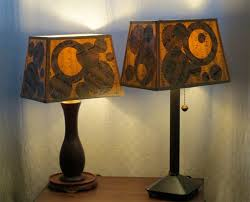 Wooden Table Lamp Funky Handmade Table Lamps For Your Home Full Home Living