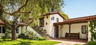 bert harmer remodel an original hope ranch home spanish house