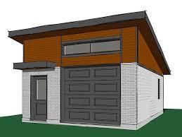 how to build a car garage modern car garage with sloped roof detail single design gabl