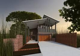 narrow block home designs classy design house designs narrow block