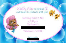 cute tutes by jaci hayden a bubble guppies birthday party