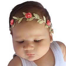 grecian headband coral headband for babies grecian headband coral and gold