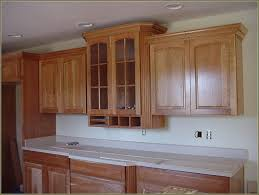 How To Install Kitchen Cabinets Crown Molding by How To Install Kitchen Cabinet Crown Molding How Tos Diy Homes