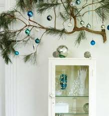 Christmas Tree Decorations Blue And Green by Blue Christmas Tree Decorating Ideas Adding Cool Elegance To