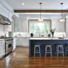 houzz kitchens with white cabinets sophisticated blue and white cabinets houzz kitchen callumskitchen