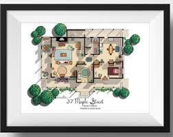 seinfeld apartment floor plan inspiring sitcom house floor plans images best inspiration home