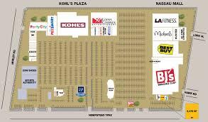 la fitness floor plan the feil organization nassau mall
