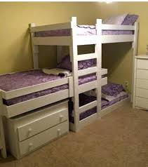three bunk beds three bed bunk bed dynamicpeople club