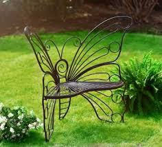 Butterfly Bench Butterfly Garden Bench Is Absolutely Stunning The Whoot
