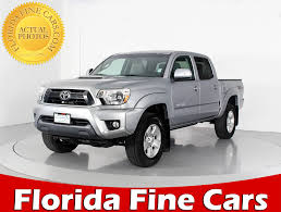 toyota new u0026 used car new and used toyota tacoma for sale in miami fl u s news