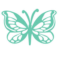 printable butterfly cutouts free download clip art free clip