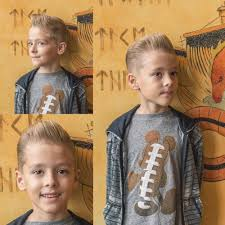 hair cut styles for boy with cowlik 31 cute haircuts for boys updated for 2018