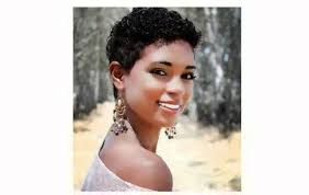 black natural short hairstyles images