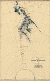 Horizon Air Route Map by Map Of The Route Of The Terra Nova Expedition 1910 1913 In Which