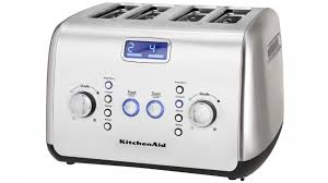 Toaster Kitchenaid Kitchenaid 4 Slice Toaster Stainless Steel Toasters Small