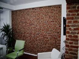 steinwand wohnzimmer mietwohnung steinwand wohnzimmer bilder villaweb info