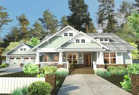 craftsman style home designs prairie style house plans fall creek 30 755 associated designs