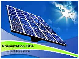 solar panel powerpoint template rosscan co