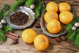 how to make an orange pomander mnn nature network