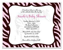 free printable baby shower invitations for zebra print