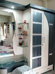 wardrobe designs for bedroom with dressing table in india table